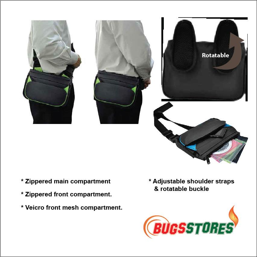 Travel Waist Pouch Cum Sling Bag Pa (end 10/19/2017 2:30 PM)