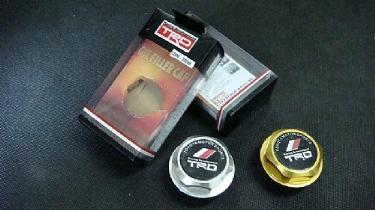TRD Aluminium Racing Engine Oil Cap