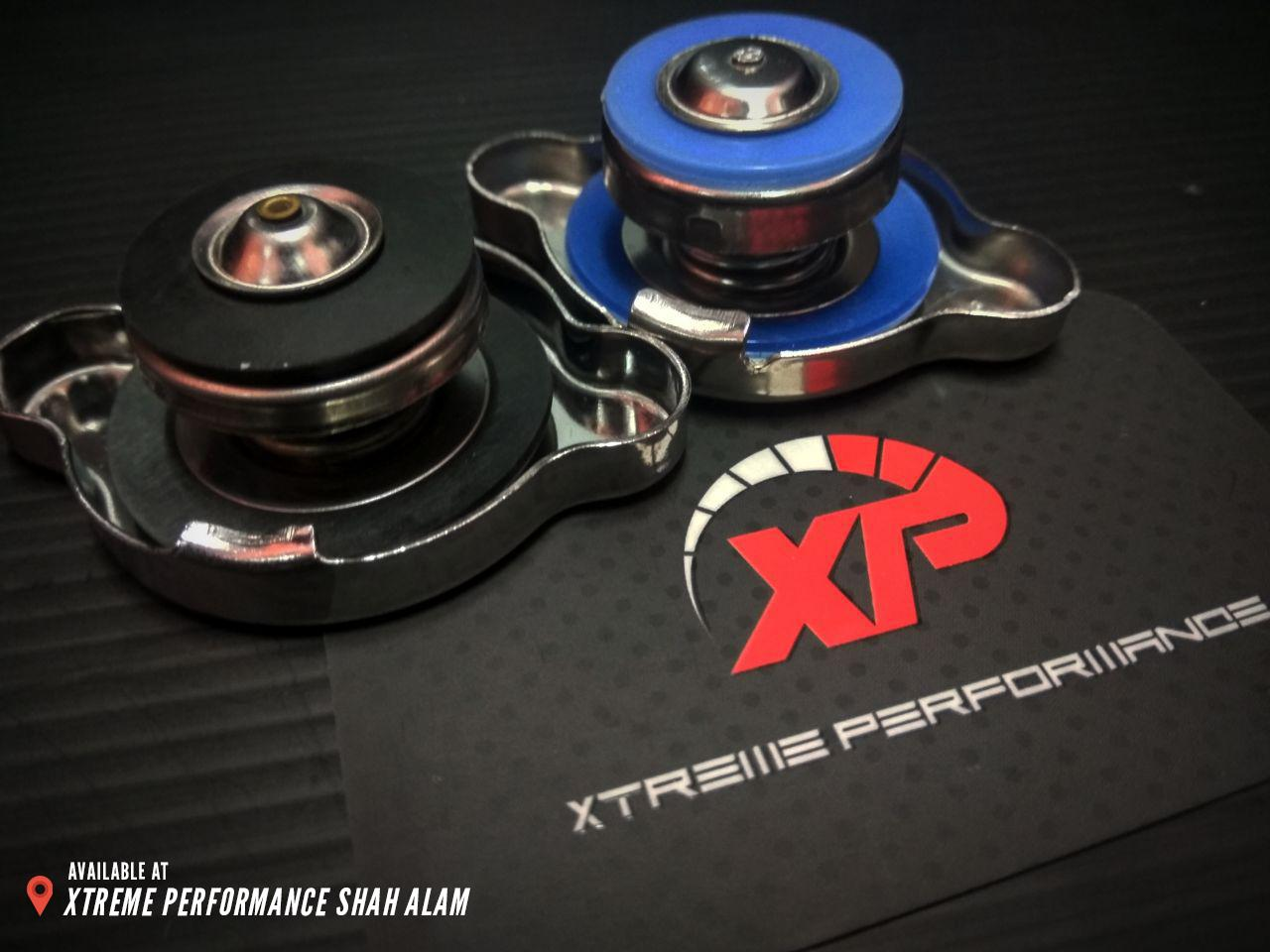 TRD Billet Aluminium Engine Oil cap type A
