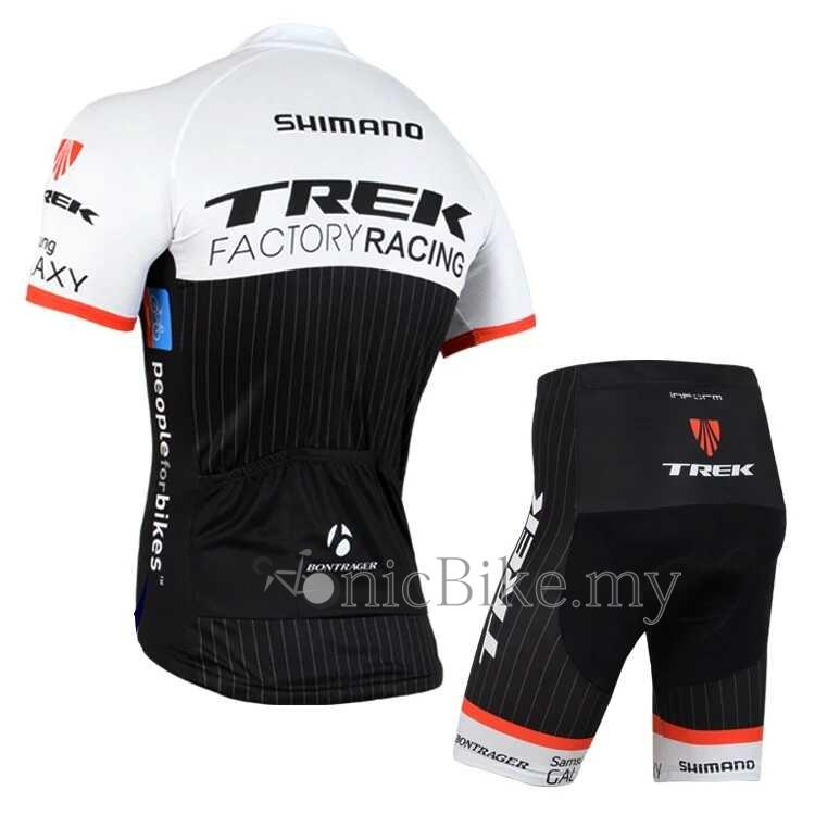 Trek Upgraded Version Cycling Jersey / Cycling Wear - JT005