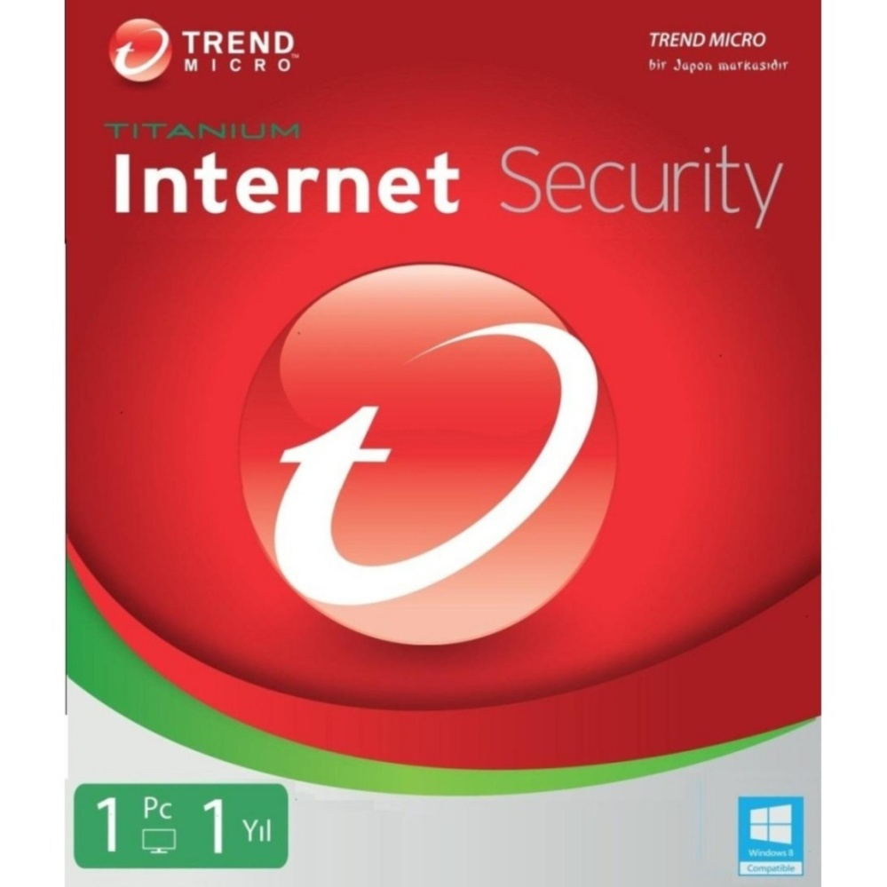 Trend Micro Internet Security 1 Year 1 PC