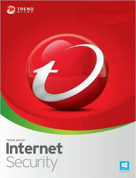 Trend Micro Internet Security 2021 - 3 Years 1 PC Windows 7 8 10