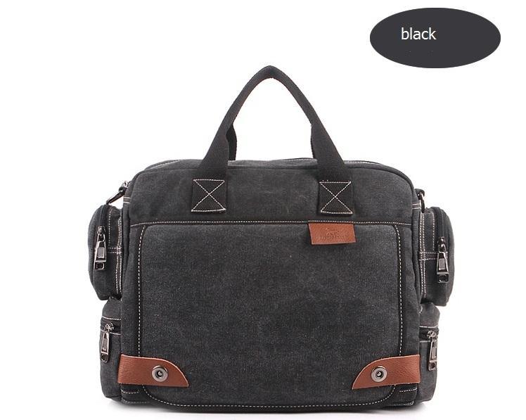 28a6e83c3947 Trendy Canvas Bag Executive Bag Me (end 10 13 2019 12 02 AM)