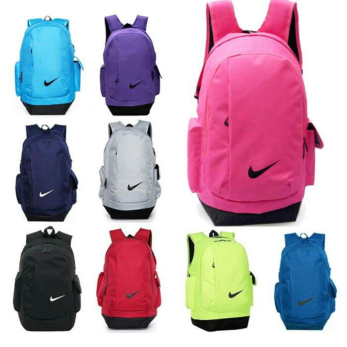 5bfae07338dde Trendy Casual Nike Sport Outdoor Travel Laptop Backpack Bag. ‹ ›
