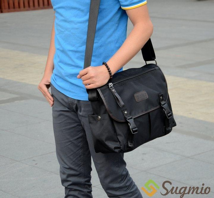 Trendy High Quality Nylon Messenger B (end 9/1/2015 9:15 PM)