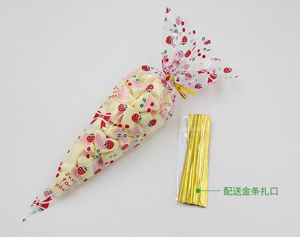 0d2ace39b3 Triangle Candy Pop corn Plastic Bag (end 4 5 2021 12 00 AM)
