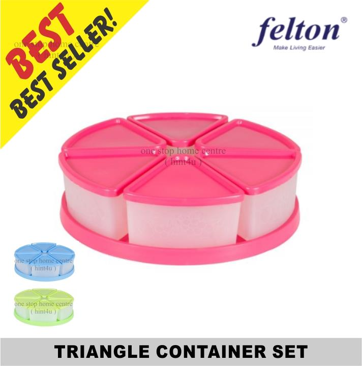 Triangle Container Set FCT 433