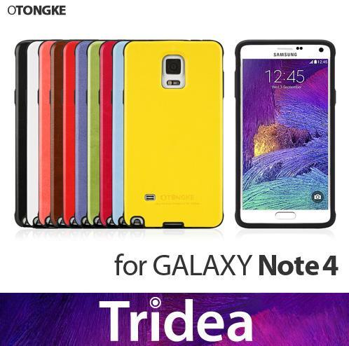 finest selection 3dee3 011ed Tridea Samsung Galaxy Note 4 Case Cover with Hidden Card Storage