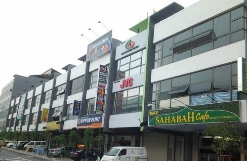The Trillium for rent, 3 sty shop office, sungai besi, lake fields,new