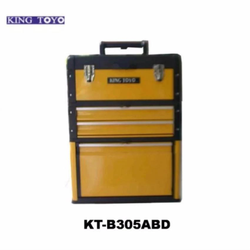 Trolley Tool Box With Ball Bearing Sliding