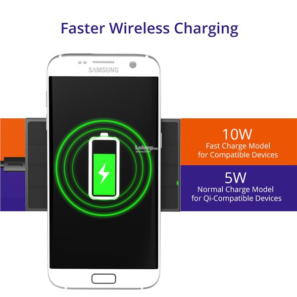 Tronsmart Chocolate QC2.0 Wireless Fast Charger