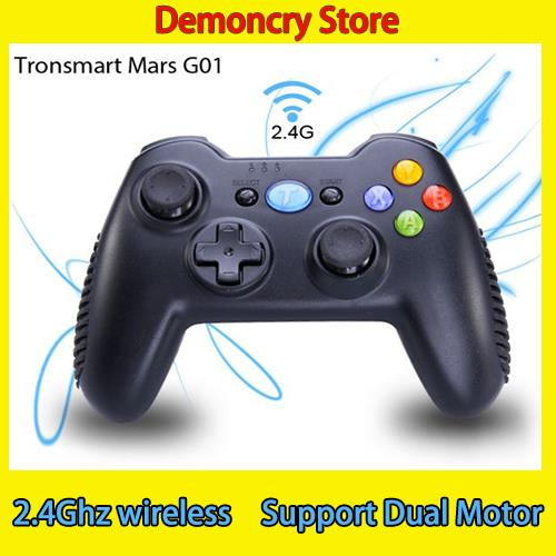 Tronsmart G01 2.4Ghz Wireless Game Controller PS3,Xbox,Andriod, TVBOX