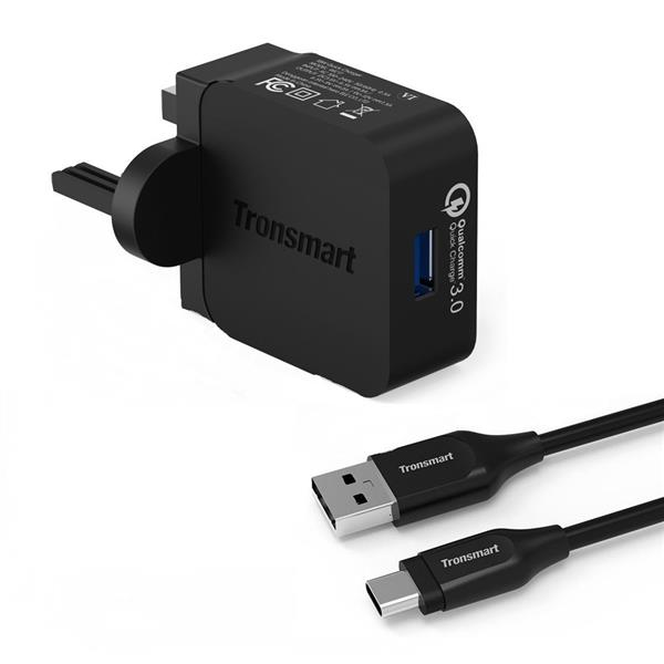 Tronsmart WC-1T Quick Charge 3.0 Wall Charger