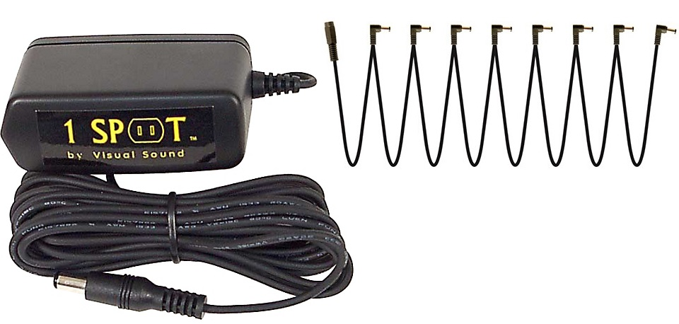 Truetone 1 SPOT 9V Power Adapter + 8 Way Daisy Chain