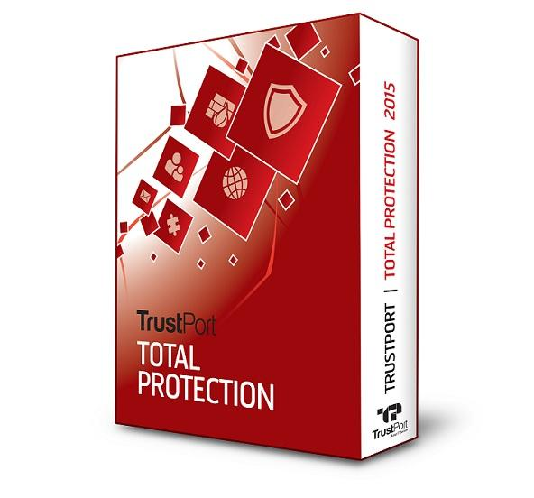 TRUSTPORT TOTAL PROTECTION 2019 (1 YEAR 3 PC) CD-KEY ONLY