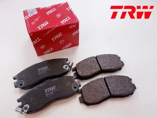 TRW Brake Pad For Toyota Hilux 2.5 Yr05-15 (KUN25) (Front)
