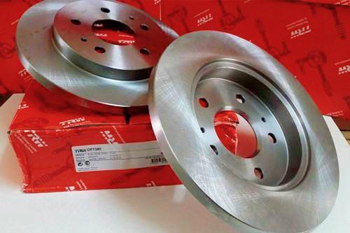 TRW Disc Rotor For Honda Accord 1996 (SV4)(Front)