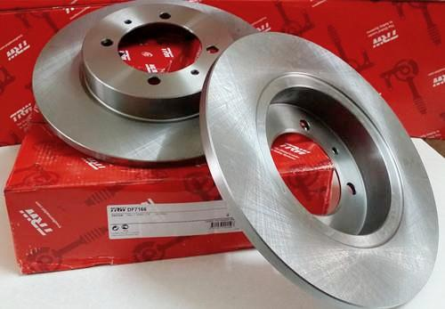 TRW Disc Rotor For Proton Gen 2 / Persona (Rear)