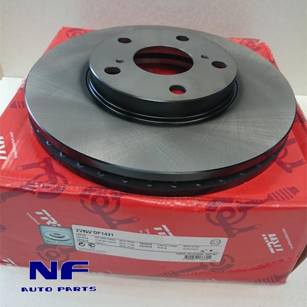 TRW Disc Rotor For Toyota Camry ACV30 (Front)