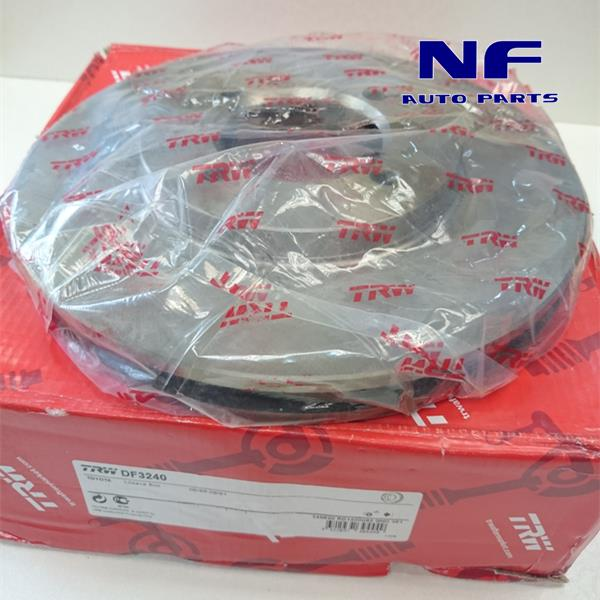 TRW Disc Rotor For Toyota Unser (Front)