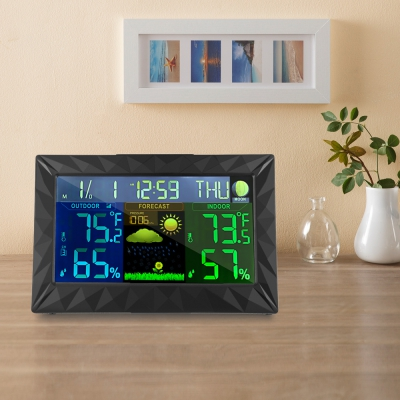 TS - Y01 Weather Station Temperature / Humidity Monitor