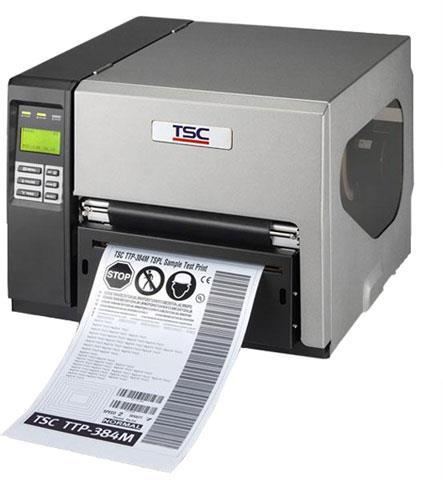 TSC TTP-384M - 8 inch width Label Printer