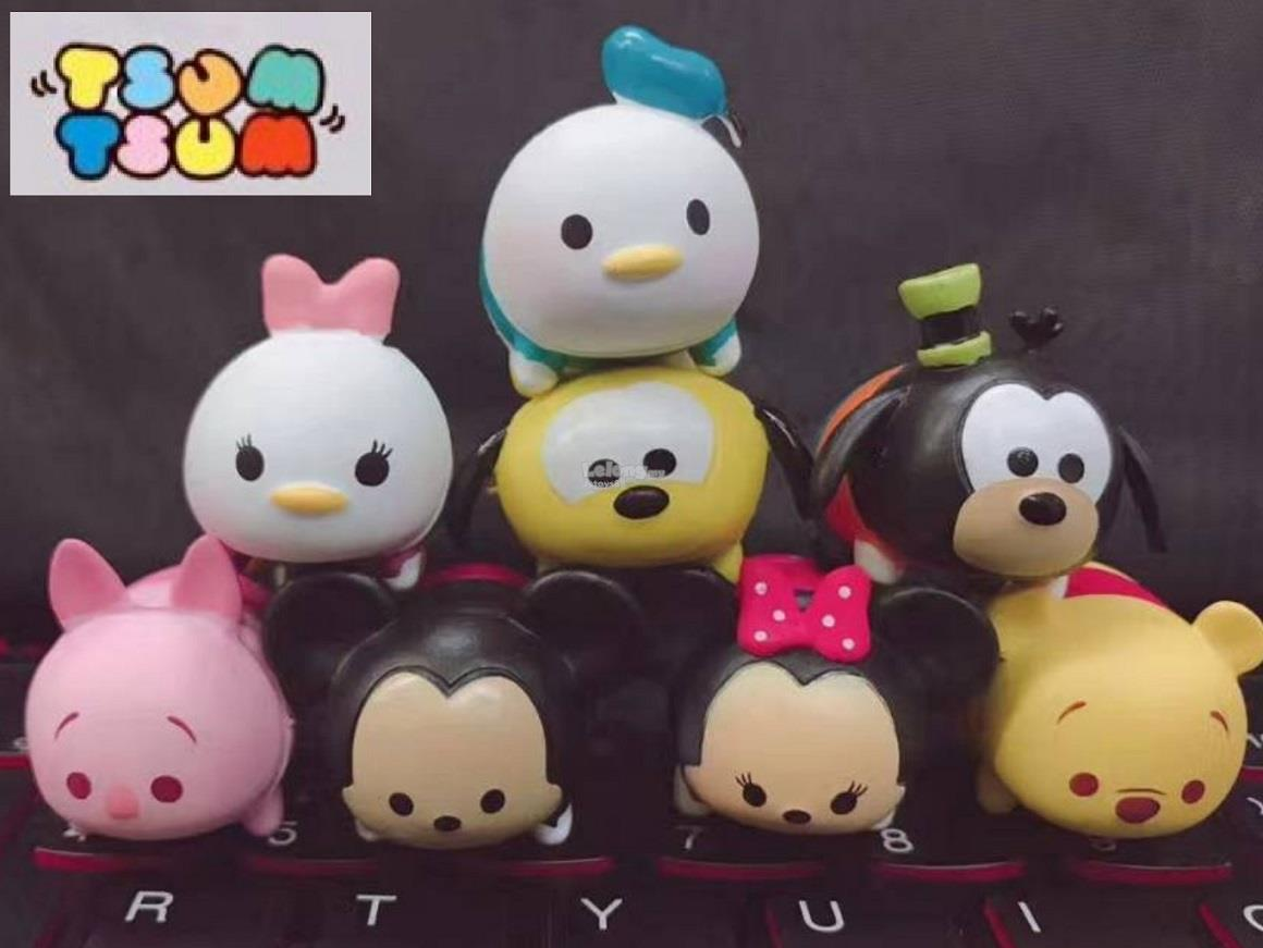 tsum tsum mini figures toy tsumtsum end 12 4 2017 9 56 pm. Black Bedroom Furniture Sets. Home Design Ideas