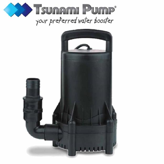 Tsunami HQP-250 Vertical Submersible Pump