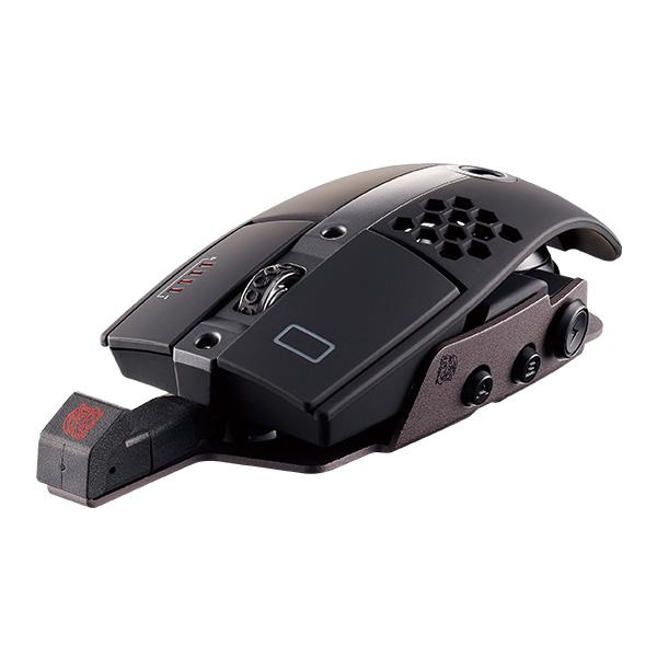 TT ESPORTS LEVEL 10 M WIRELESS GAMING MOUSE (MO-LTM-HYLOBK-01) BLK