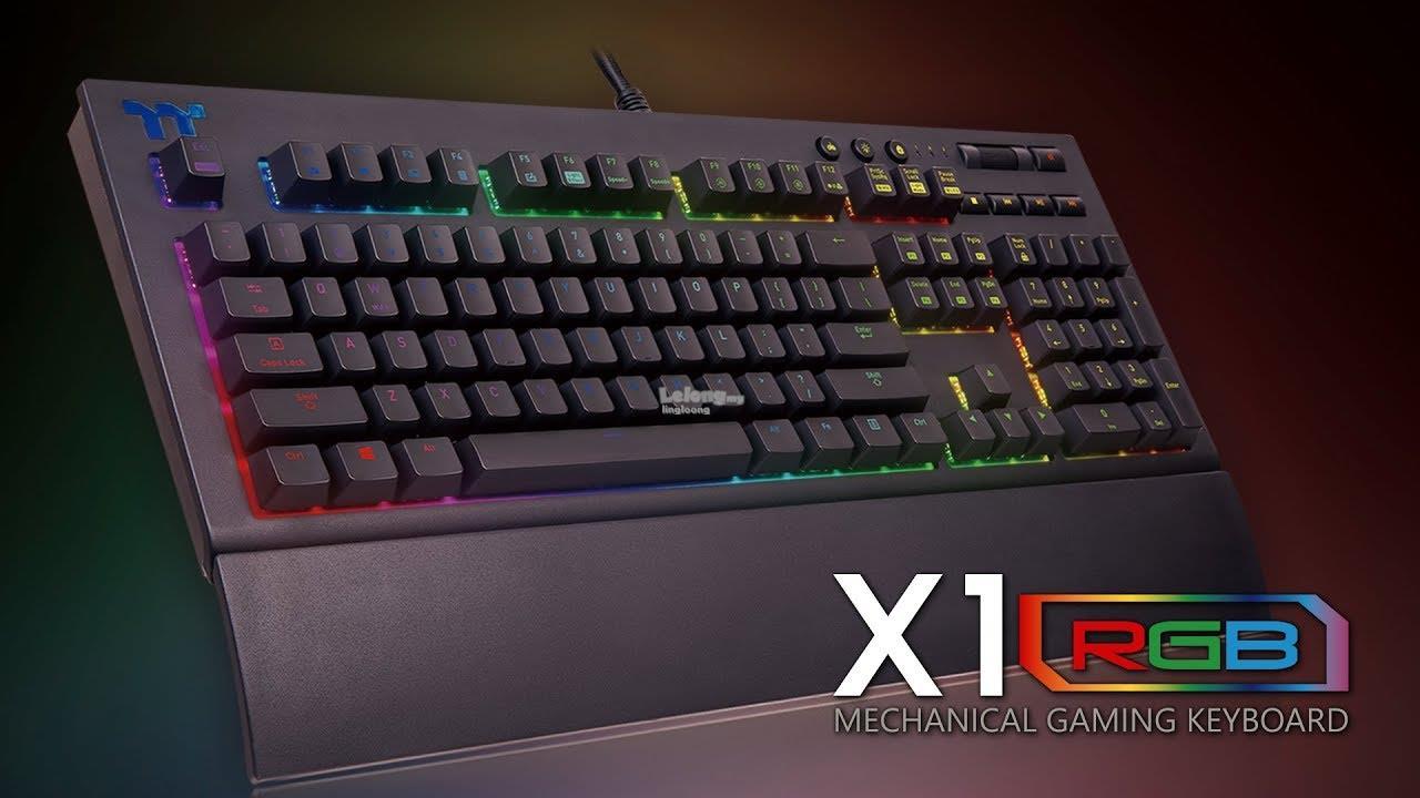 e9d0886fd60 # TT Premium X1 - Cherry MX Blue Me (end 5/16/2020 12:46 PM)