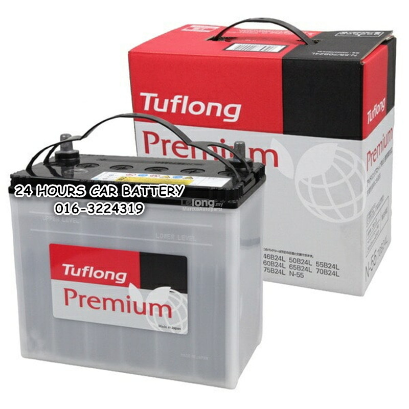 TUFLONG PREMIUM N55 / 70B24L EFB START STOP AUTOMOTIVE CAR BATTERY