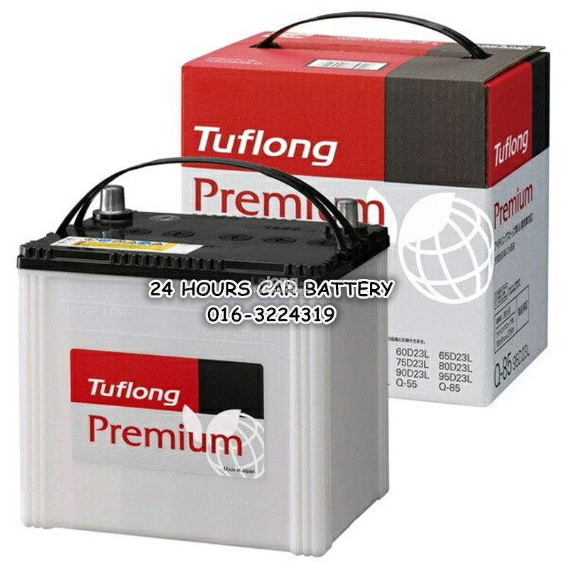 TUFLONG PREMIUM Q85 / 95D23L EFB START STOP AUTOMOTIVE CAR BATTERY