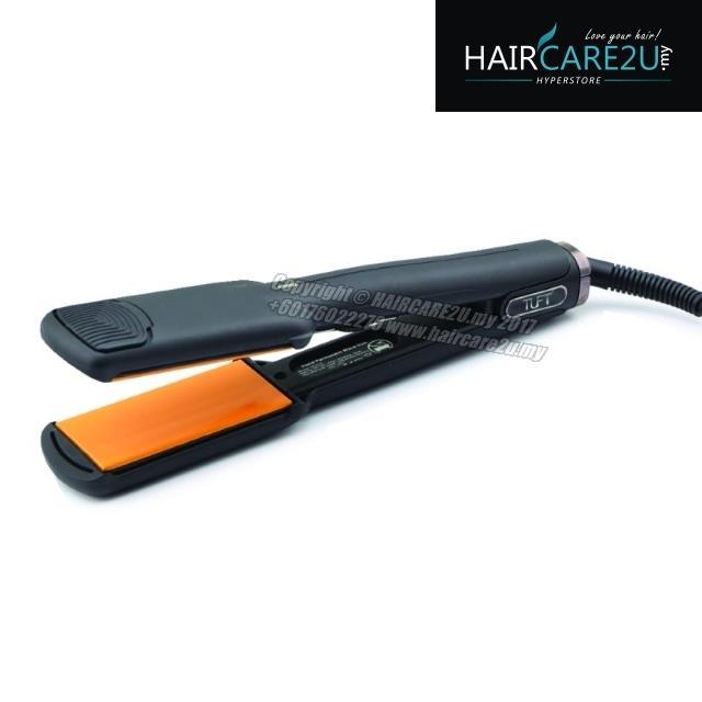 TUFT 6601 Nano Ceramic Diamond Styler Professional Hair Straightener
