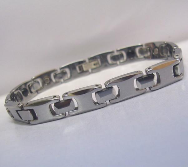 Tungsten Magnetic Bracelet Bio Health Therapy Arthritis Lady PREMIER