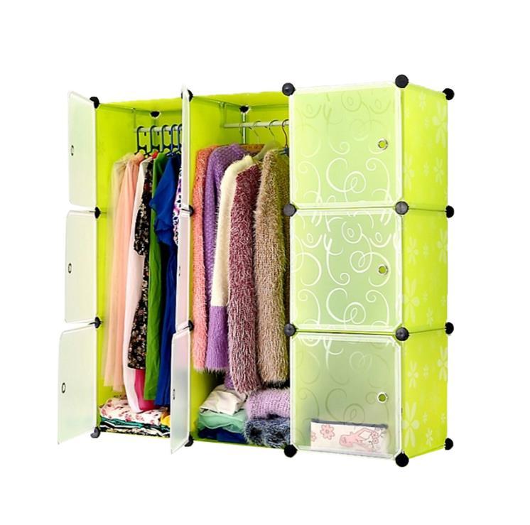Tupper Cabinet 9 Cubes Fruit Green (end 11/2/2017 11:14 PM)