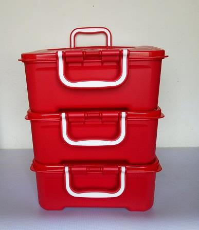 Tupperware 6 9L Big Party Packer *New * Limited Release