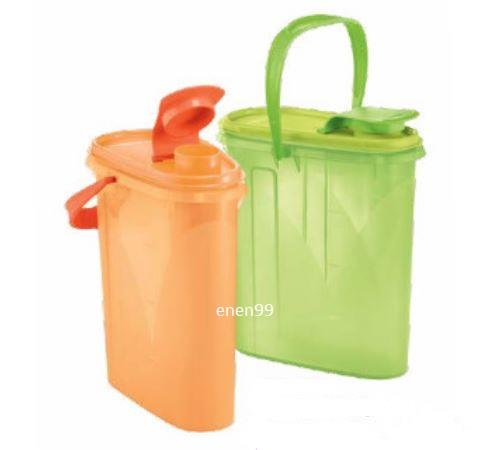 Tupperware Beverage Buddy (1) 1.9L Green