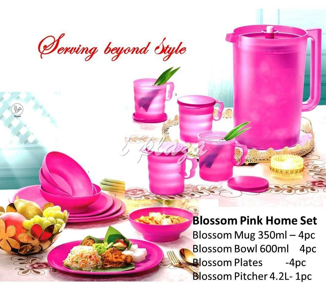 Tupperware Petite Blossom Set Collection