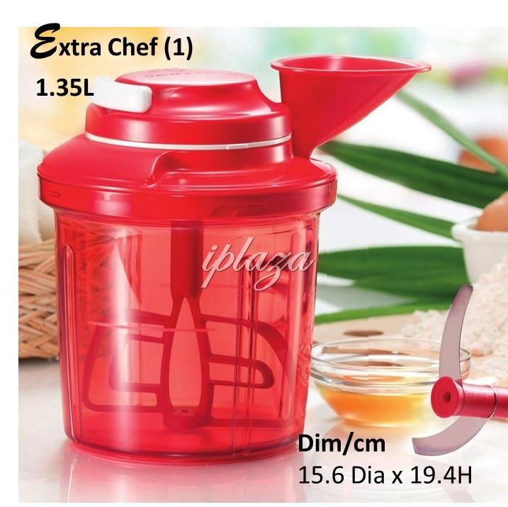 tupperware extra chef 1 end 1 28 2017 5 15 pm. Black Bedroom Furniture Sets. Home Design Ideas