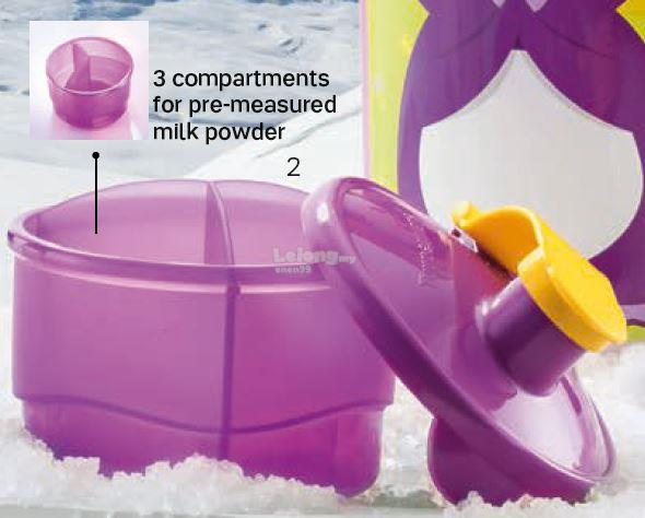 Tupperware Formula Dispenser (1) - Purple. ‹ ›