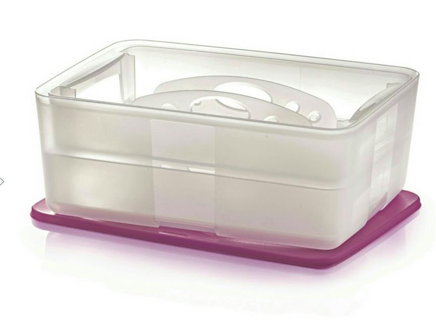 Tupperware FreezerMate Large lll with Divider (1) 5.6L