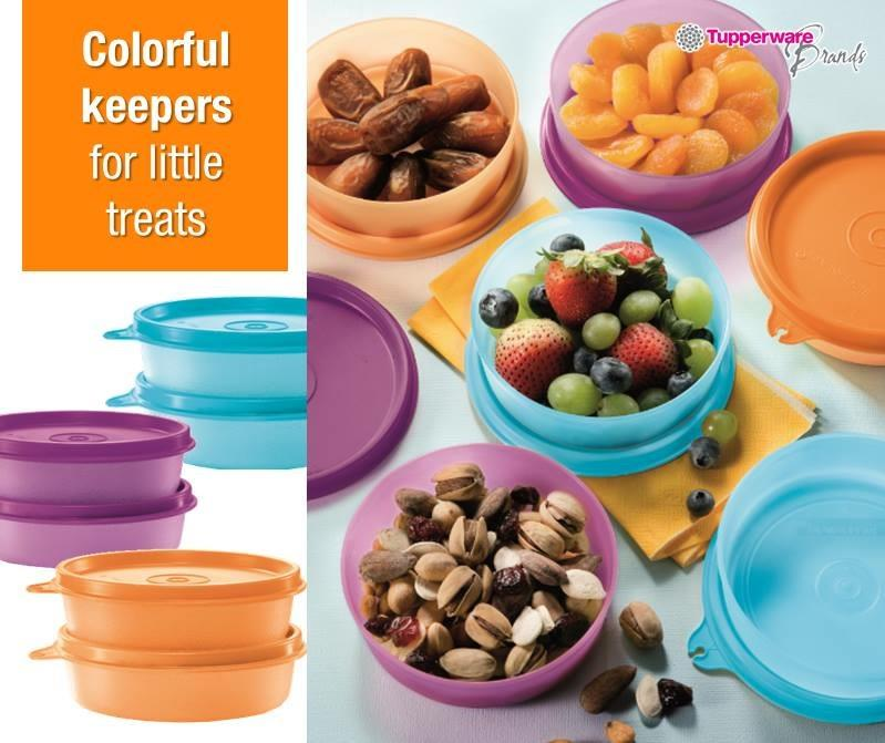 TUPPERWARE MINI KEEPER-1PC