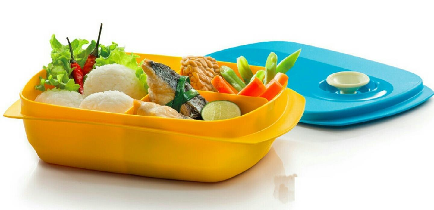 how to clean tupperware lunch box