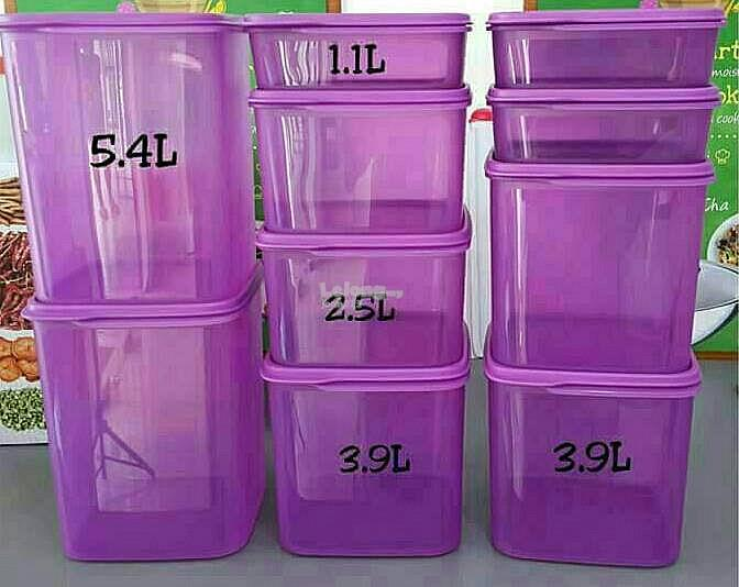 203680f26 Tupperware Smart Saver Set (10) (end 3 20 2018 4 15 AM)