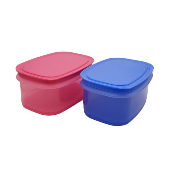 Tupperware Stack To Go (2) 640ml