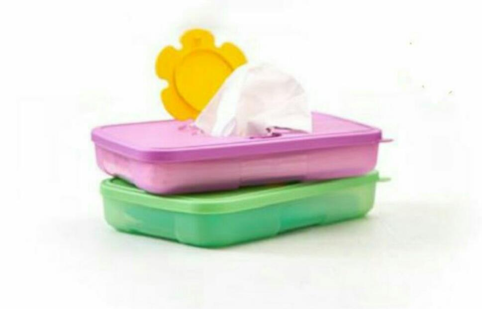 Tupperware Tissue Box (2pcs)