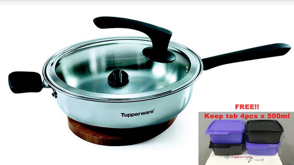 tupperware tupperchef inspire fryer end 10 18 2018 7 15 pm. Black Bedroom Furniture Sets. Home Design Ideas