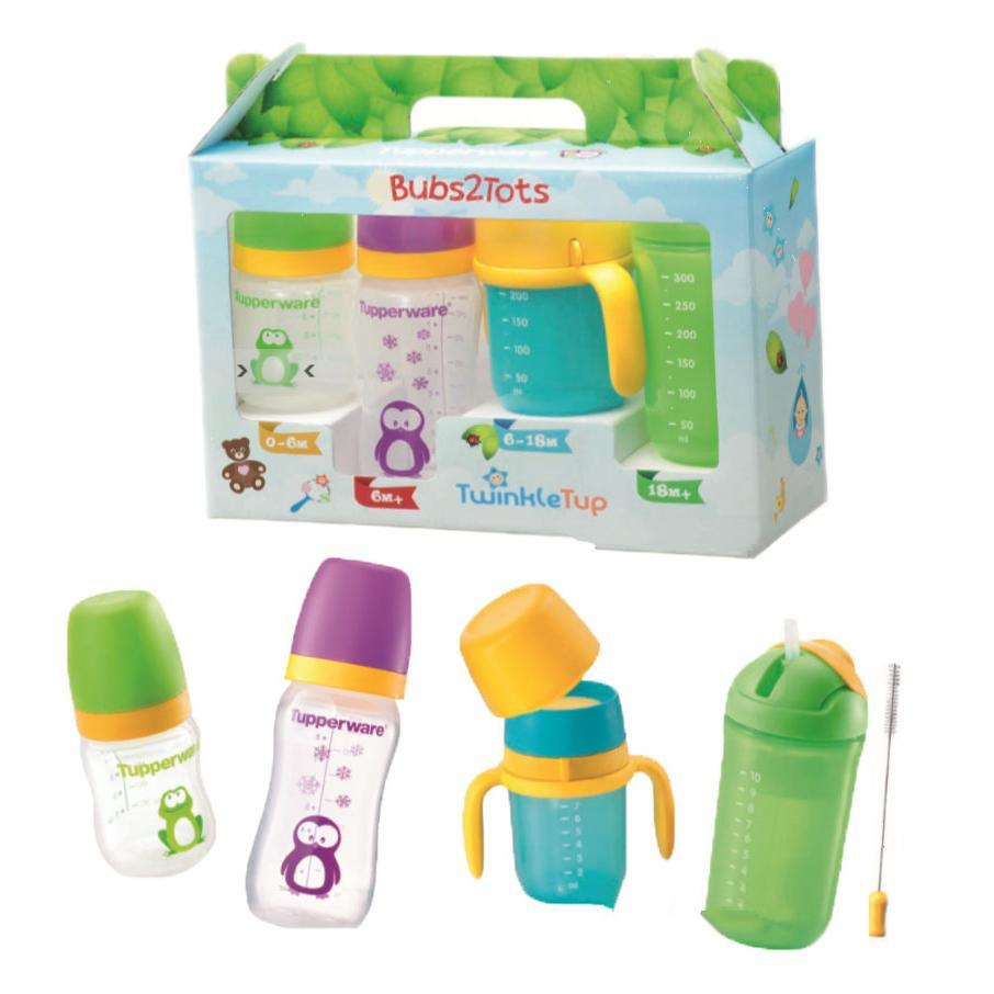 Newborn Baby Gift Set Malaysia : Tupperware twinkletup bubs tots gift end am