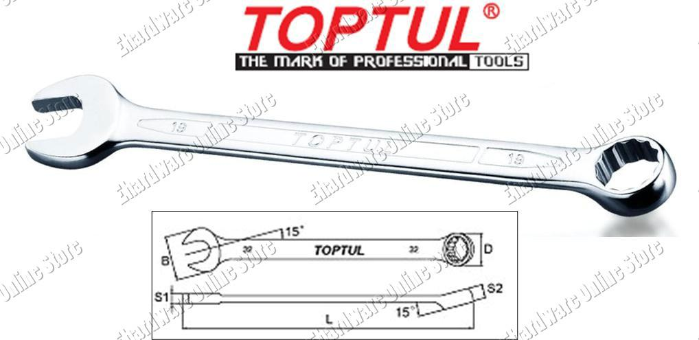TUPTUL COMBINATION WRENCH (AAEB)