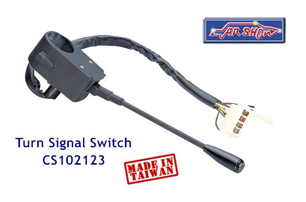 Turn Signal Switch for Mercedes Benz Truck Bus 911 *Taiwan Car Show
